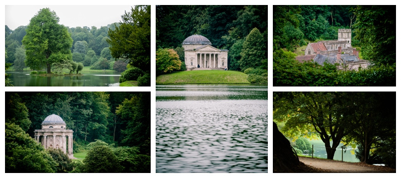 The truly beautiful grounds of Stourhead by Wiltshire photographer Barbara Leatham