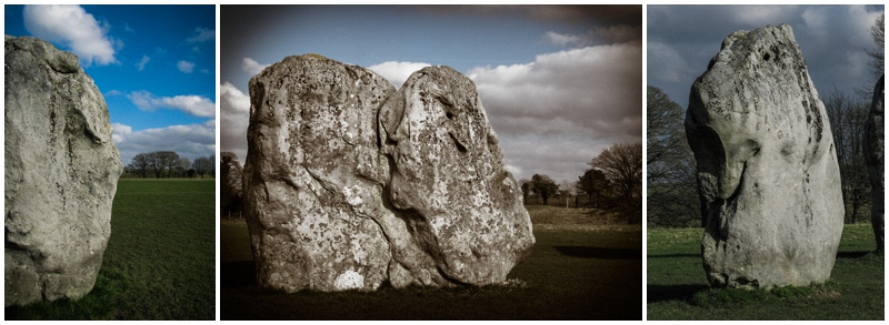Avebury Stones in Wiltshire by Wiltshire Wedding photographer, Barbara Leatham